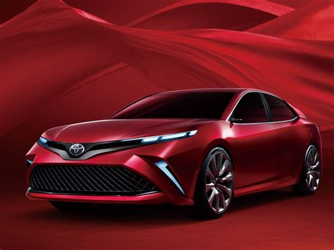future toyota wallpaper toyota camry concept cars 4k automotive