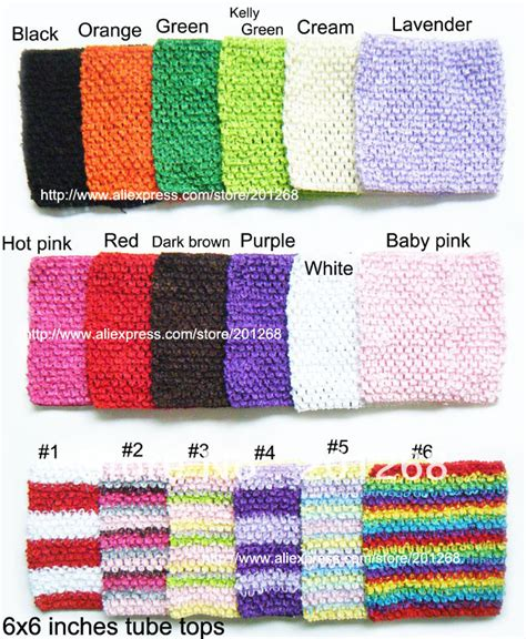 Headband A By 4seasons Babyshop aliexpress buy crochet top tutu top wide