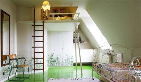chambre enfant mezzanine lit mezzanine pour chambre d enfant