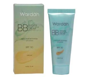 Harga Wardah Untuk Kulit Berminyak review bb wardah untuk kulit berminyak dan