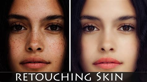 photoshop cs3 skin retouching tutorial photoshop tutorial how to retouching skin retaining