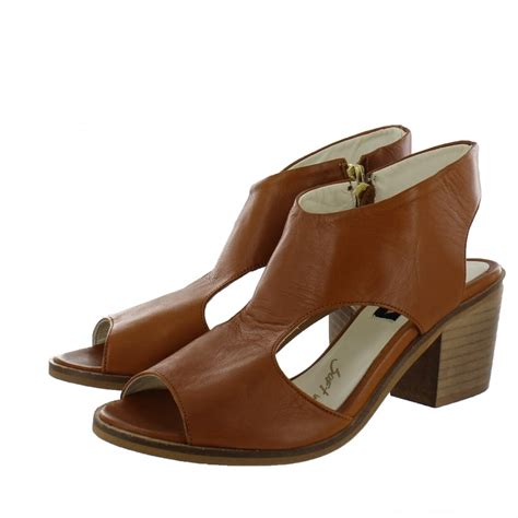 thick heel sandals marta jonsson sandals with chunky heel 6041l shoes co uk
