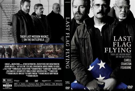 last flag flying last flag flying 2017 dvd custom cover custom dvd