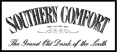 southern comfort logo southern comfort free vector 4vector
