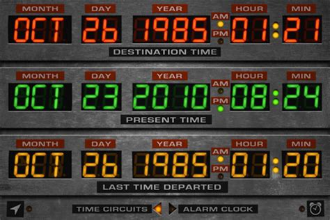 flux capacitor app where we re going we don t need roads