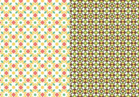 Abstract Motif Abstract Motif Pattern Free Vector Stock