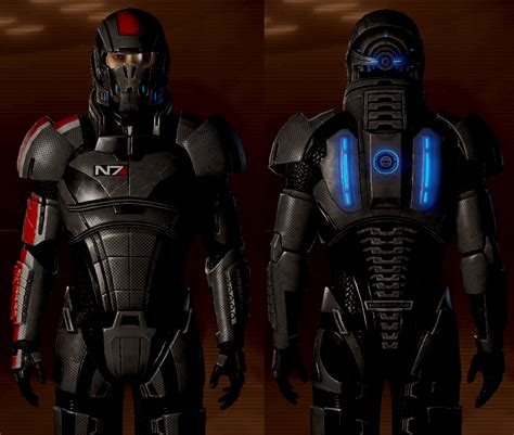 mass effect capacitor chestplate n7 armor mass effect wiki fandom powered by wikia