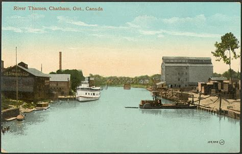 thames river university canada chatham ont virtual reference library