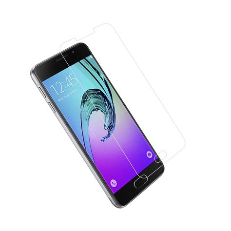 Samsung A3 2016 Baru New Tempered Glass Clear Screen Guard Kaca Kuat saapni reiko samsung galaxy a3 2016 tempered glass screen protector in clear scp12 sama3