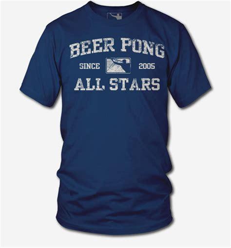 Tshirt Alstars Kaos Alstars pong all t shirt bpong