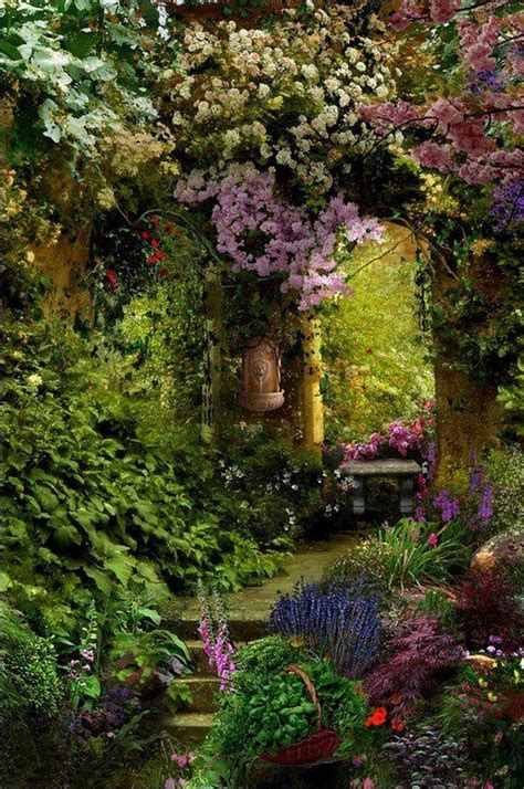 Beaux Jardins Privés by Best 25 Mystic Garden Ideas On