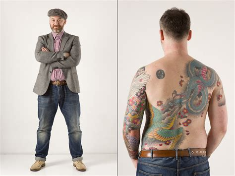 london tattoo book pdn photo of the day london tattoos book 009