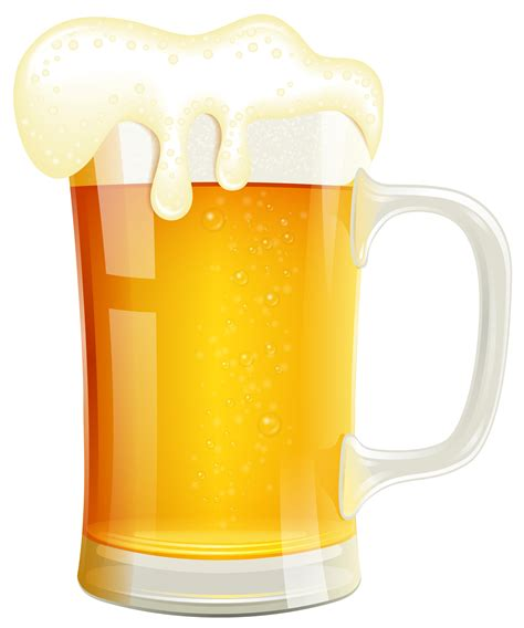 beer cartoon transparent beer mug png vector clipart imag gallery yopriceville