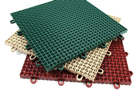 Patio Tiles Interlocking Rugged Grip Loc Tiles Outdoor Patio Interlocking Tile
