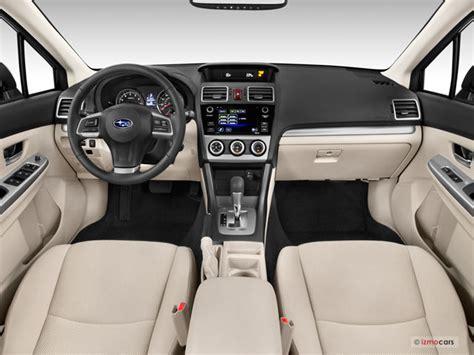 2016 subaru impreza hatchback interior 2016 subaru impreza interior u s news world report