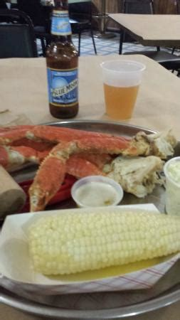 fairfax crab house snow crab dinner picture of captain pell s fairfax crab house fairfax tripadvisor