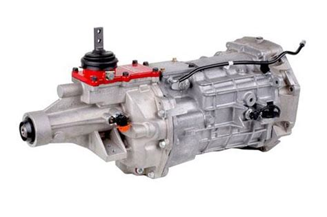 what transmission is in my mustang lmr