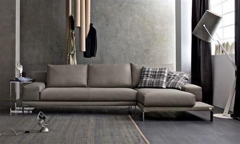 divano moderno in tessuto mod logan doimo oliva