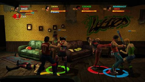 Warrior Ps2 Original the warriors brawl review gaming nexus