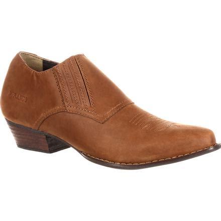crush by durango s comfort brown western shoe boot