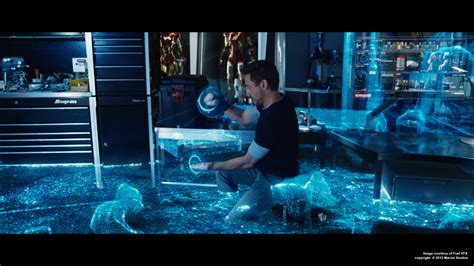 after effects template free iron man holographic iron man 3 simon maddison vfx supervisor fuel vfx