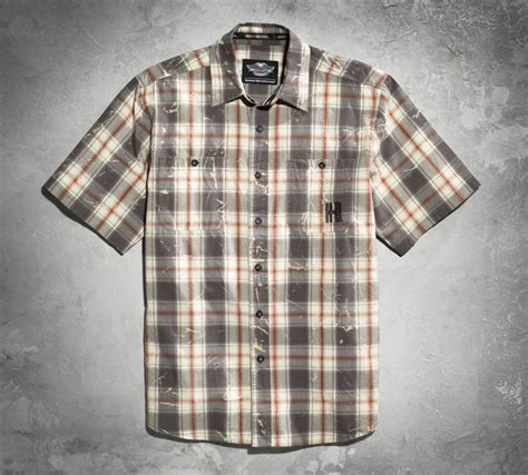 Kemeja Harley Davidson Kotak Coklat 1000 images about worn to be s apparel on s leather gifts for him and