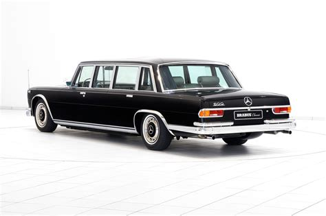 classic mercedes models brabus promotes classic services with restored mercedes