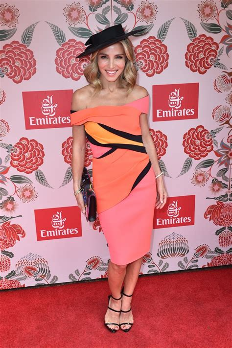 elsa pataky emirates marquee melbourne cup november 2016 glitz glamour and gina rinehart melbourne cup fashion
