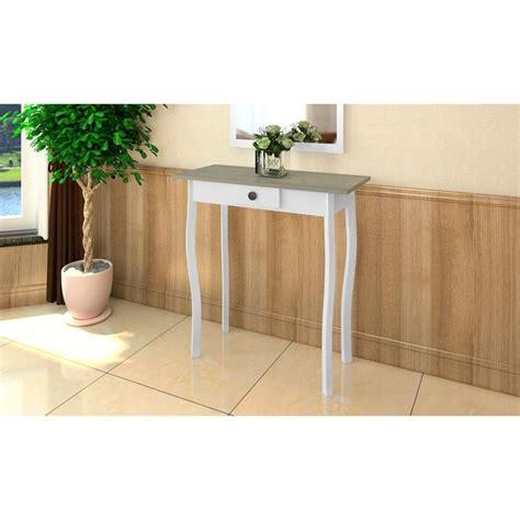 tavolini per ingresso articoli per tavolini per ingresso legno mdf grigio e