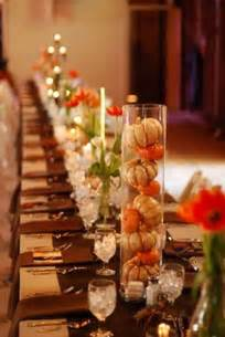 Tall Clear Vases Cheap 23 Vibrant Fall Wedding Centerpieces To Inspire Your Big Day