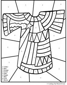 joseph coloring pages the world s catalog of ideas