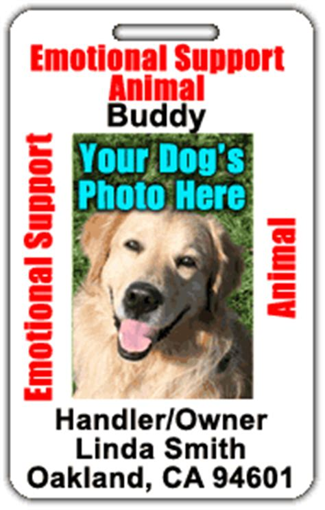 trained psychiatric service dogs for sale large emotional support emotional support animal id badge