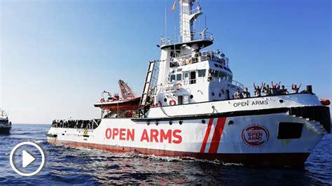 llegar un barco al puerto inmigraci 243 n el barco proactiva open arms tardar 225 quot unos