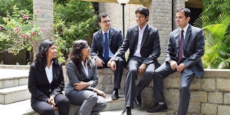 Iim Bangalore Part Time Mba Review by Iim Bangalore Placement Report 2018 34 Percent