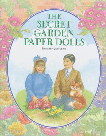 read the secret garden paper dolls 1998 online free readonlinenovel com free reading epub pdf