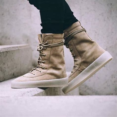 kanye west crepe sole boots what they cost and where to