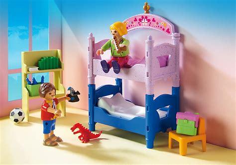 chambre enfant playmobil playmobil 5306 chambre des enfants avec lits d 233 cor 233 s