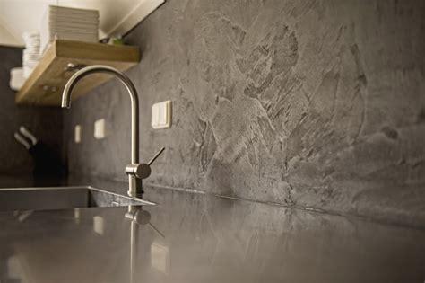 terrastone putz terrastone keuken oudman