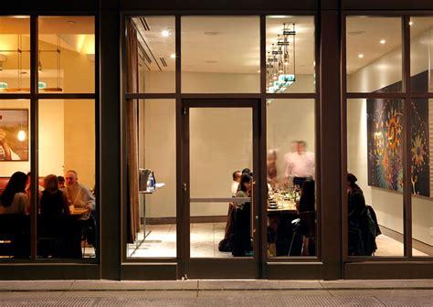 Door Restaurant by The Slanted Door Restaurant Branding Grits Gridsgrits
