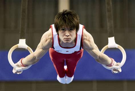 king kohei aiming for seventh gold at artistics gymnastics worlds king kohei uchimura captures fifth straight all around