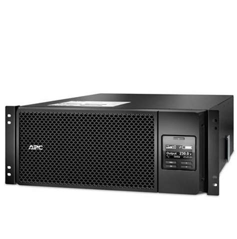 Smart Ups Apc 6000va Srt6kxli new apc smart ups srt6kxli 6000va 230v uninterruptible power supply w rails