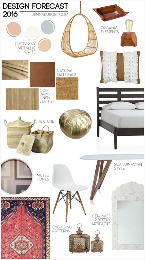 fashion trends in home decor my design week design forecast for 2016 jenna burger