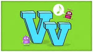 Letter Ve Song Abc Song The Letter V Quot V Quot By Storybots