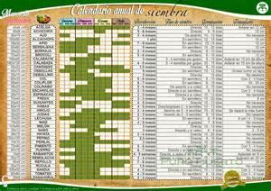 Calendario Cartagena Calendario De Plantaci 211 N Anual Huerto Escolar Ceip