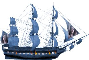 barco hundiendose animado gifs animados de veleros gifmania