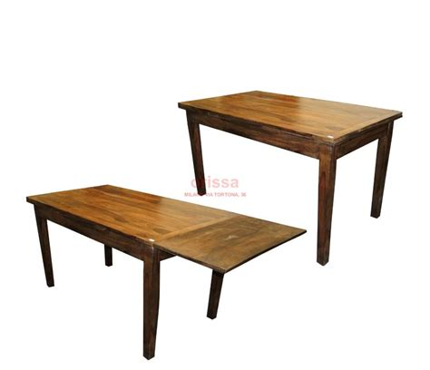 tavolo mensola allungabile tavolo etnico allungabile sheesham or006 orissa