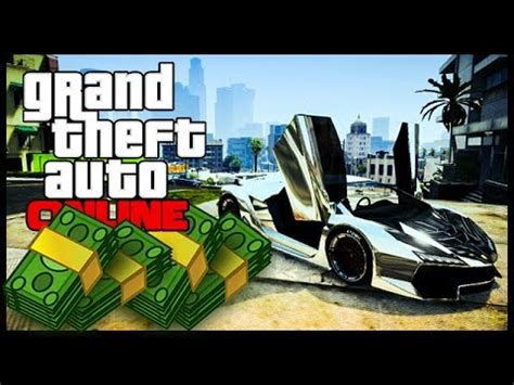 Gta 5 Online Making Money Solo - gta 5 dlc gold paint pink tire smoke more hipster d doovi