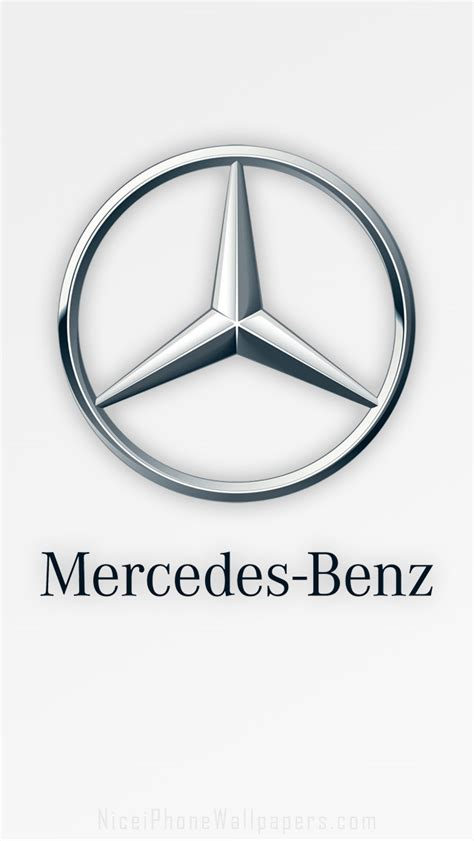logo mercedes wallpaper mercedes benz logo iphone 5 wallpaper and background