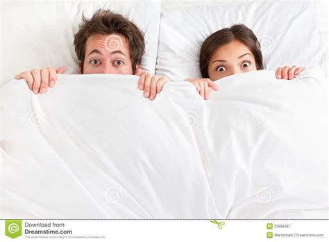 in bed royalty free stock photography image
