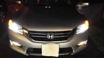 2013 Honda Accord Headlights 2013 2014 Honda Accord Hid Low Beam Headlights